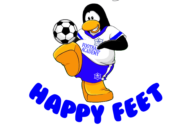 happy feet football